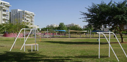 Omega for playgrounds and parks