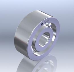 4mm Bearing SKF 624 (RS 286-7798)