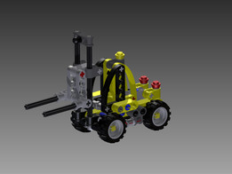 Lego Forklifts