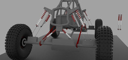 Suspention buggy