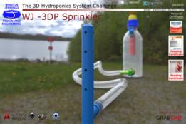 WJ - 3DP Sprinkler