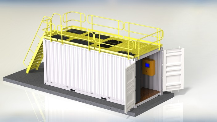 Shipping Container Cad | Joy Studio Design Gallery - Best Design