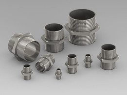 fittings - Recent models | 3D CAD Model Collection | GrabCAD