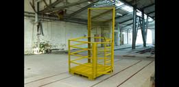 Secure work platform / cesto de segurança