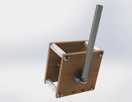 Slider Inverted Pendulum