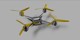 QUADCOPTER 3D 9
