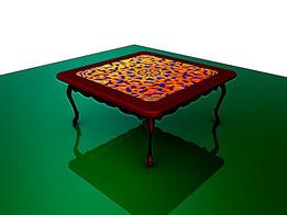 CLASSIC COFFEE TABLE   LEUDERS