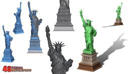 Statue of Liberty - Miniature Novelty Statue