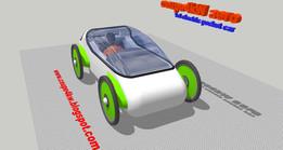 Coupe4kW aero