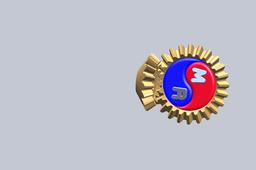 Kegelrad-Logo