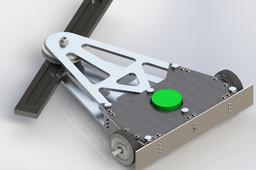 15lb Horizontal Spinner Battlebot
