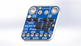 max98357a adafruit.SLDPRT