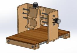 CNC PCB engraver