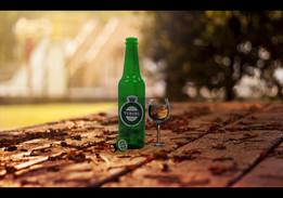 TUBORG Beer Bottle