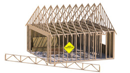 Home Construction Project (Solidworks 2015)