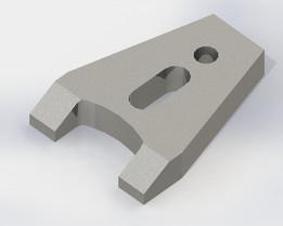 flat clamp/прижим