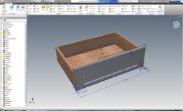 Drawer(parametric-iLogic)