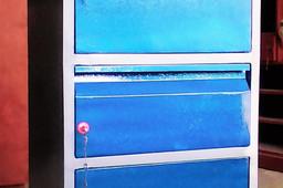 File Cabinet Sheet Metal