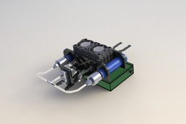 RC car- Hydrogen fuel cell
