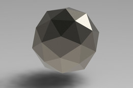 Pentakis dodecahedron