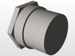 BSP Threaded Fittings Library