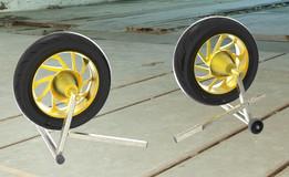 rear wheel one armed stan