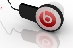 Beats Earphone Customized