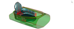 Kayak Inflatable seat