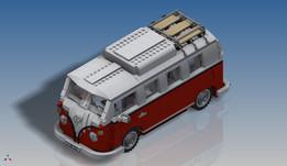 LEGO Creator - Volkswagen T1 Camper Van (10220)