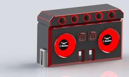 Caixa de Som (Box of Sound)