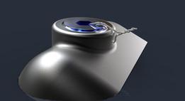 Ford 427 Oil Pan Plug