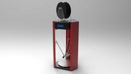 3KU K3000 3D printer