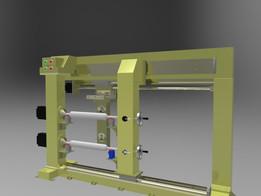 Request NC Filament Winding Machine