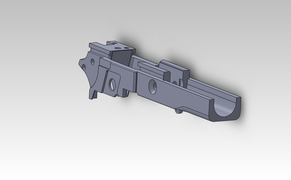 standard 1911 slide STI frame 5\