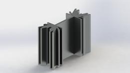 Standard PCB heatsink