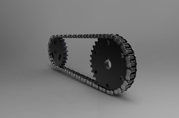 chain/sprocket assembly