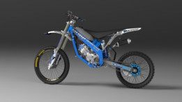 Dirt Force motorcycles DHX Moto 2.0