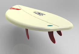 Surf Board Visualisation
