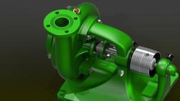 Centrifugal pump 80x60