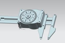 3D Printed Calipers