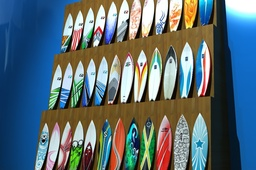 SurfBoards paints