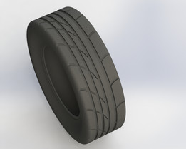 Tire modelling for fun.
