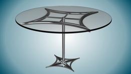 Simple living room table