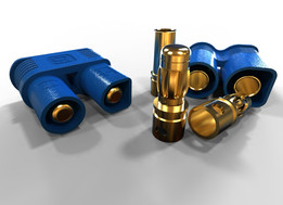 Connector for RC model.