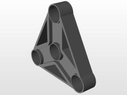 fidget spinner base