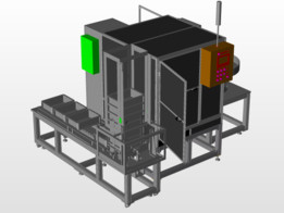 Automatic inspection machine