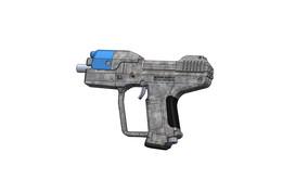 0,5 CAL paintball M6-G HALO gun Version 2