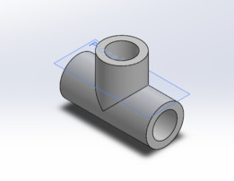 SOLIDWORKS, fitting - Most downloaded models | 3D CAD Model