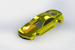 Camero - First Surfacing Attempt