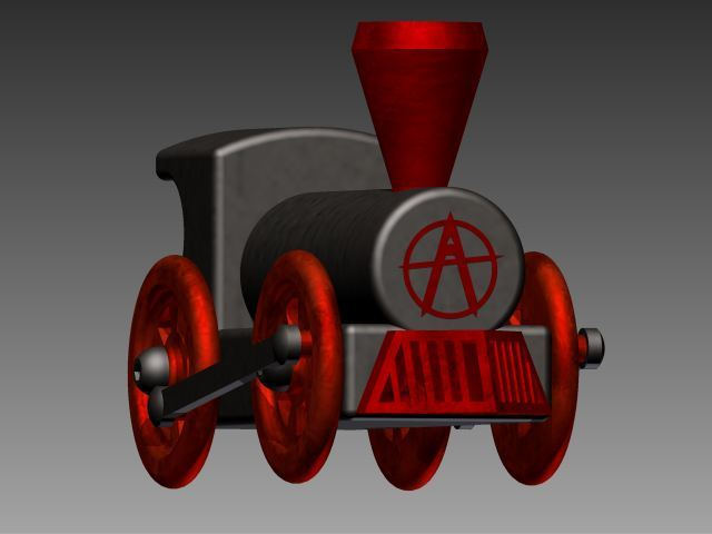 Cool Toy Train Cars : Model train autodesk inventor d cad grabcad